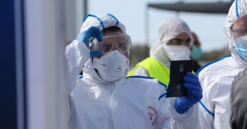 İsrail'de yeni tip koronavirüs kaynaklı ilk ölüm