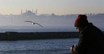 İstanbul'da sıcaklıklar yükseliyor