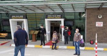 Kastamonu'da il dışından gelenlere karantina uygulaması başladı