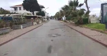 Koronavirüs sonrası Adalar ıssız adaya dönüştü