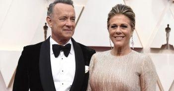 Koronavirüse yakalanan Tom Hanks ve eşi Rita Wilson'dan haber var!