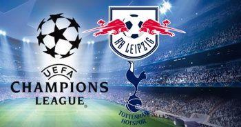 Leipzig Tottenham maçı şifresiz izle | Leipzig Tottenham Maçı Hangi kanalda?