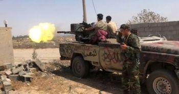 Libya İçişleri Bakanı: Hafter milisleri virüsüyle de mücadele ediyoruz