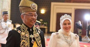 Malezya Kralı Kovid-19'la mücadele için 6 aylık maaşını bağışladı