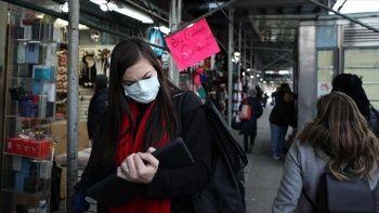 New York'ta Kovid-19 nedeniyle 'acil durum' ilan edildi