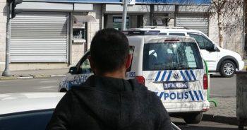 Polis ekipleri anons yapmaya başladı: Evde kalın