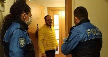 Polisler ev ev dolaşıp vatandaşları uyarıyor