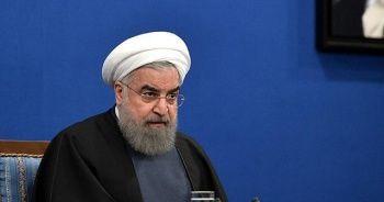 """Ruhani'den Amerikan halkına """"ABD tarihine daha fazla kara sayfa eklenmesine izin vermeyin"""" çağrısı"""