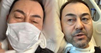 Serdar Ortaç'ta koronavirüs şüphesi! Test sonucu çıktı