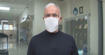 Tekstil firması maske üretimine başladı