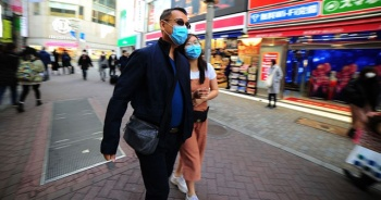 Tokyo'da korkutan uyarı: Kritik eşikteyiz, evde kalın