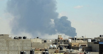 UMH, Hafter'in operasyon merkezini vurdu