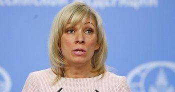 Zaharova: Sokağa aslanları değil ayıları salardık