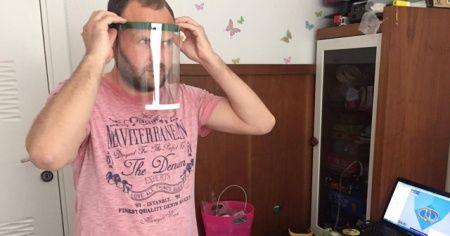 3D tasarımcılar sağlıkçılar için seferber oldu