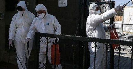 5 köy koronavirüse karşı karantinaya alındı