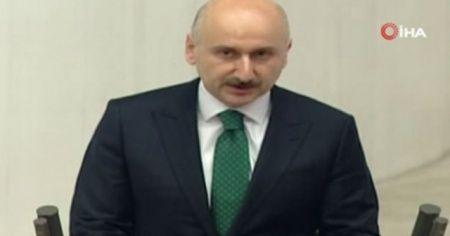 Bakan Adil Karaismailoğlu, TBMM Genel Kurulunda yemin etti