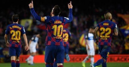 Barcelona, sporcularının maaşlarında kesinti yapacak