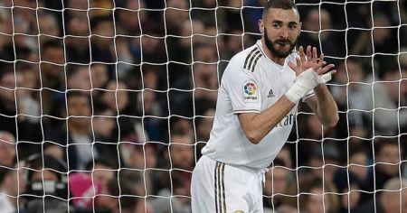 Benzema'dan Giroud karşılaştırmasına tepki