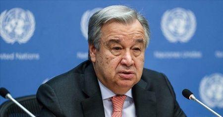 BM Genel Sekreteri: 2. Dünya Savaşı'ndan sonra karşı karşıya kaldığımız en zorlu kriz