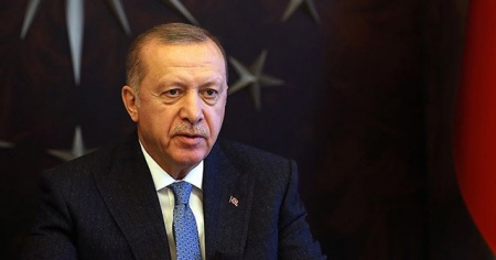 Cumhurbaşkanı Erdoğan'dan, Emine Erdoğan'ın dayanışma çağrısına destek