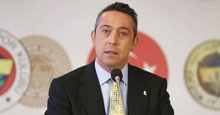 Fenerbahçe Kulübü Başkanı Ali Koç: Devletimize destek olmanın zamanı