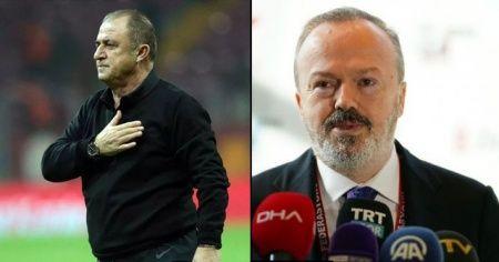 Galatasaray Teknik Direktörü ve Başkan Yardımcısı taburcu oldu