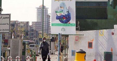 İran'da koronavirüsten dolayı hayatını kaybedenlerin sayısı 2 bin 757'ye yükseldi