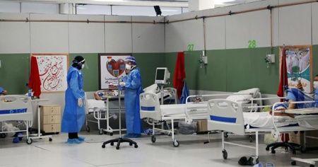 İran'da koronavirüsten dolayı hayatını kaybedenlerin sayısı 2 bin 898'e yükseldi