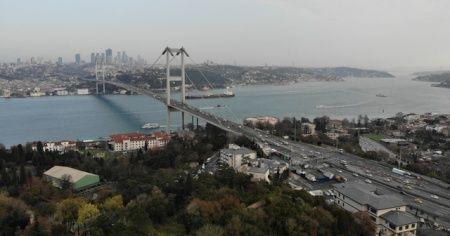 İstanbul trafiğine korona virüs etkisi