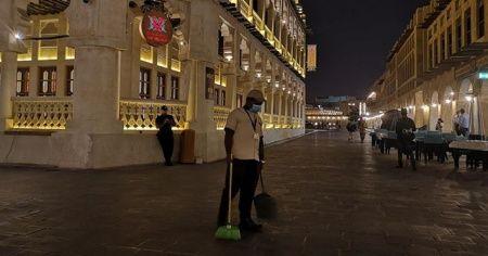 Katar'da Kovid-19 kaynaklı ilk ölüm gerçekleşti