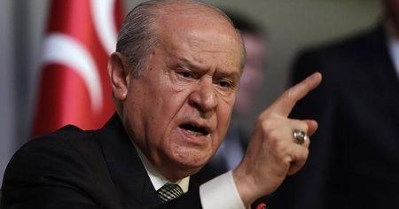 MHP Genel Başkanı Bahçeli'den koronavirüs mesajı