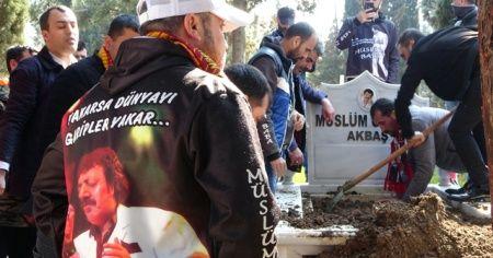 Muhterem Nur son yolculuğuna uğurlandı