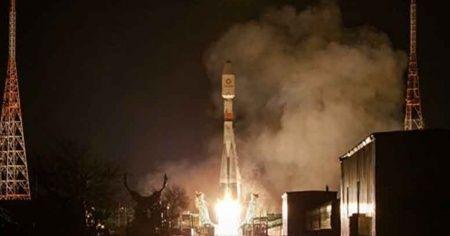 OneWeb 34 uydusunu uzaya gönderdi
