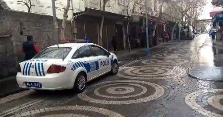 Polisten Suriyelilere 'koronavirüs' anonsu
