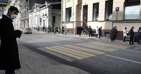 Rusya'da koronavirüs nedeniyle ölü sayısı 8'e yükseldi