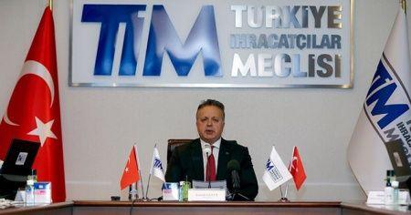 TİM, Milli Dayanışma Kampanyası'na 15 milyon TL katkı sunacak