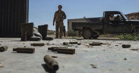 Türk SİHA'sı, Hafter'in Sirte Karargahı Komutanını vurdu