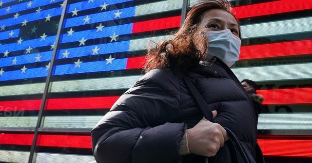 ABD'de korona virüsten ölenlerin sayısı 8 bin 500'e yükseldi
