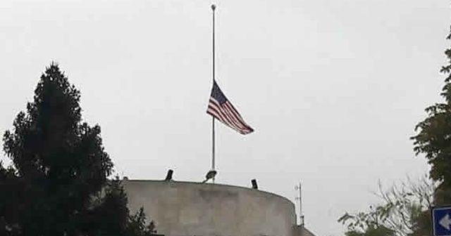 ABD'nin New Jersey eyaletinde bayraklar yarıya indirildi