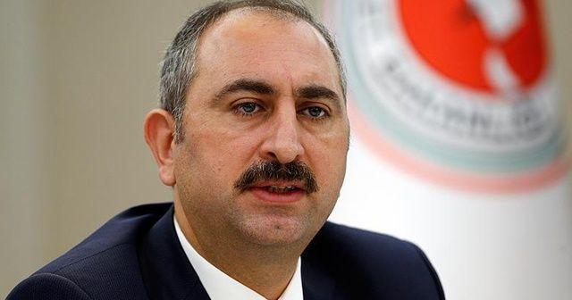 """Adalet Bakanı Gül: """"Hakim ve savcı adaylarımız için dijital eğitim süreci başladı"""""""