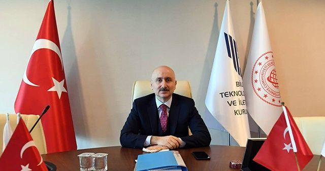 Bakan Karaismailoğlu, GSM operatörleriyle görüştü
