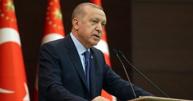 Cumhurbaşkanı Erdoğan'dan İtalya ve İspanya'ya mektup