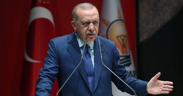 Cumhurbaşkanı Erdoğan, Türk Polis Teşkilatı'nın 175'inci yılını kutladı