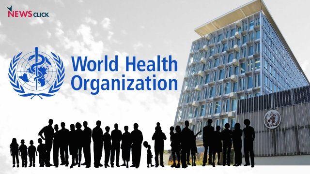 DSÖ (Dünya Sağlık Örgütü) Nedir? / DSÖ'nün Görevi Tanımı ve Tarihçesi