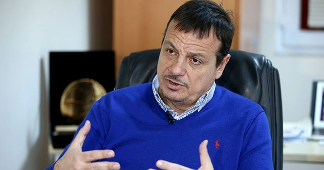 Ergin Ataman maçların yeniden oynanacağı konusunda umutlu
