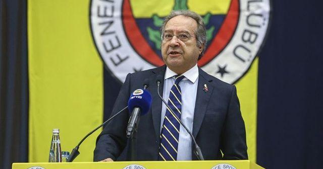 Fenerbahçe Başkan Yardımcısı Burhan Karaçam: Hala faillerin bulunmasını bekliyoruz