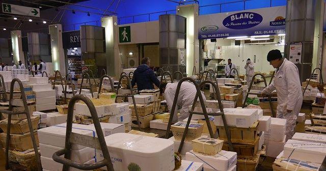 Fransa'da Covid-19 nedeniyle morga dönüştürülen halde skandal uygulama
