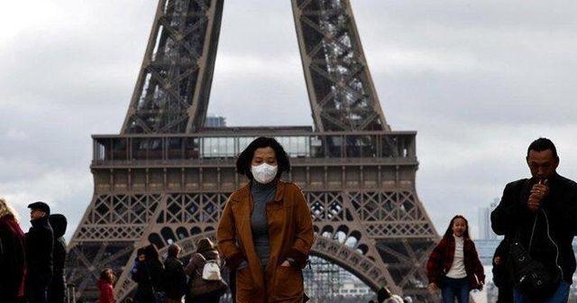 Fransa'da koronavirüsten hayatını kaybedenlerin sayısı 7 bin 560'a yükseldi