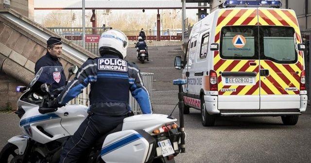 Fransa'daki Türk tır şoförleri Türkiye'ye gönderildi