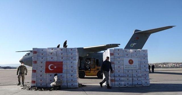 İngiliz yetkililer gönderilen tıbbi yardım için Türkiye'ye teşekkür etti